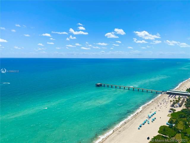 17001 Collins Ave #2902, Sunny Isles Beach, FL 33160 (MLS #A10992212) :: The Riley Smith Group