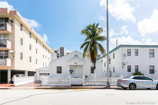 7835 Harding Ave, Miami Beach, FL 33141 (MLS #A10992458) :: The Howland Group