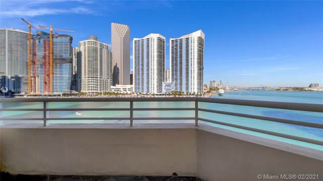 888 Brickell Key Dr #710, Miami, FL 33131 (MLS #A10992557) :: Green Realty Properties