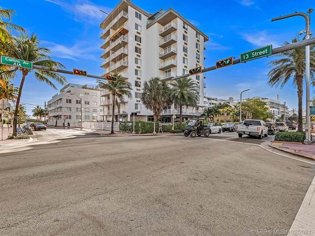1255 Collins Ave #703, Miami Beach, FL 33139 (MLS #A10992690) :: The Howland Group