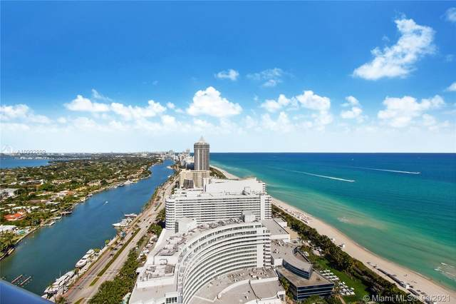 4401 Collins Ave #3603, Miami Beach, FL 33140 (#A10992999) :: Posh Properties