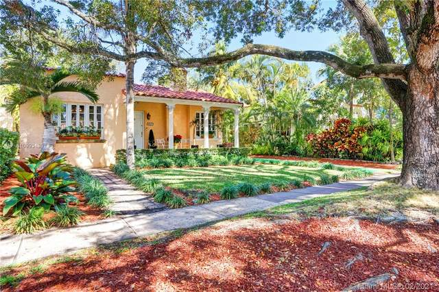 617 Navarre Ave, Coral Gables, FL 33134 (MLS #A10993439) :: The Howland Group