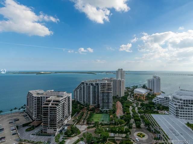 900 E Brickell Key Blv #2504, Miami, FL 33131 (MLS #A10993690) :: Green Realty Properties