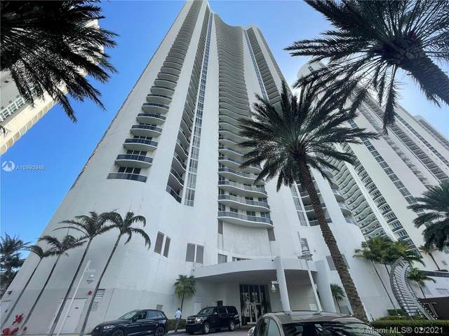 16001 Collins Ave #2702, Sunny Isles Beach, FL 33160 (MLS #A10993946) :: Search Broward Real Estate Team