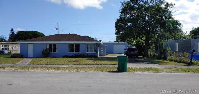 910 NW 138th St, Miami, FL 33168 (MLS #A10994303) :: The Teri Arbogast Team at Keller Williams Partners SW