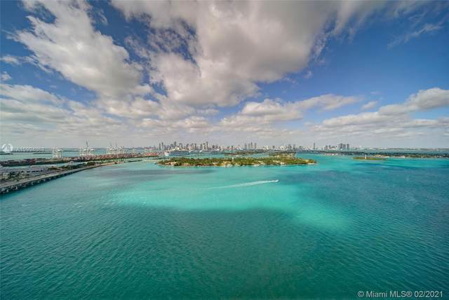 650 West Ave #3007, Miami Beach, FL 33139 (MLS #A10994368) :: Douglas Elliman