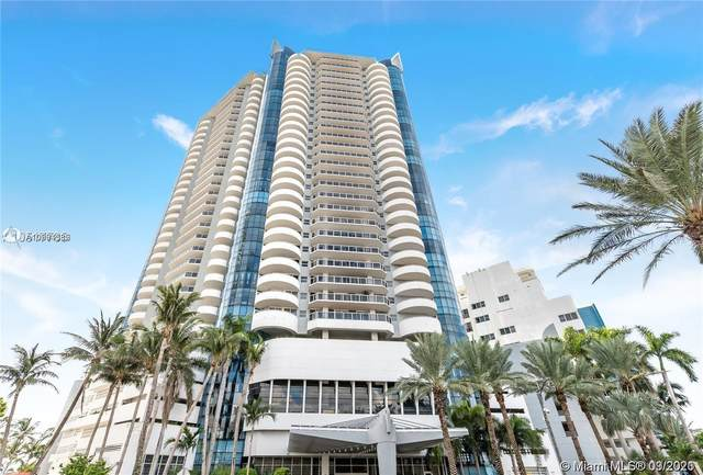 6301 Collins Ave #1405, Miami Beach, FL 33141 (MLS #A10994382) :: Green Realty Properties