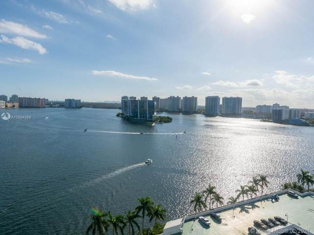 19101 Mystic Pointe Dr #2003, Aventura, FL 33180 (MLS #A10994388) :: Search Broward Real Estate Team