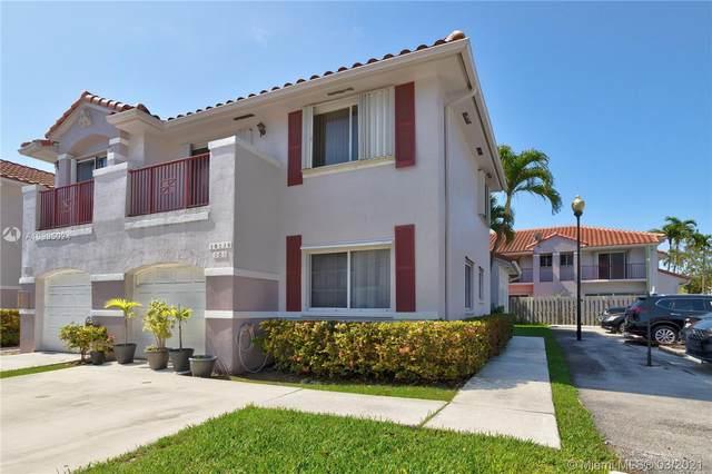 10130 SW 154th Cir Ct #1019, Miami, FL 33196 (MLS #A10995024) :: The Rose Harris Group
