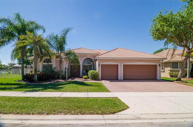 13700 NW 21st St, Pembroke Pines, FL 33028 (MLS #A10995083) :: Podium Realty Group Inc