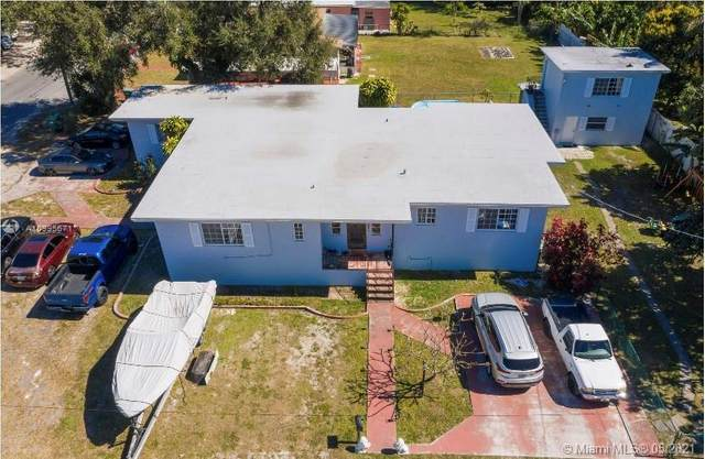 1400 NE 148th St, Miami, FL 33161 (#A10995671) :: Posh Properties