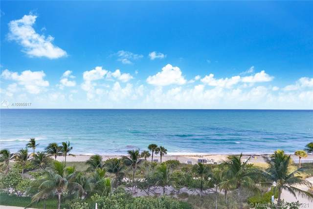 9801 Collins Ave 5H, Bal Harbour, FL 33154 (MLS #A10995817) :: Dalton Wade Real Estate Group