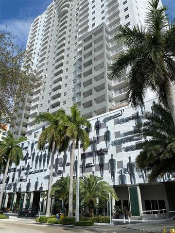 185 SE 14th Ter #1610, Miami, FL 33131 (MLS #A10996118) :: Green Realty Properties