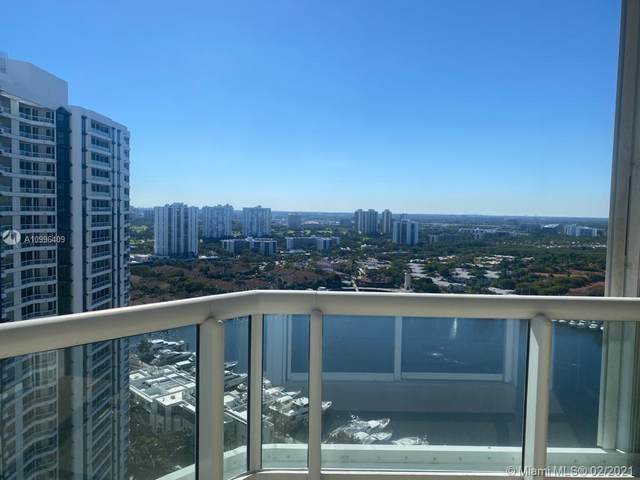 21205 NE 37th Ave #2703, Aventura, FL 33180 (MLS #A10996409) :: Jo-Ann Forster Team