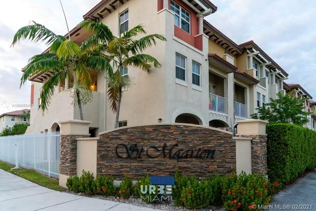 8960 NW 97th Ave #206, Doral, FL 33178 (MLS #A10996546) :: Green Realty Properties