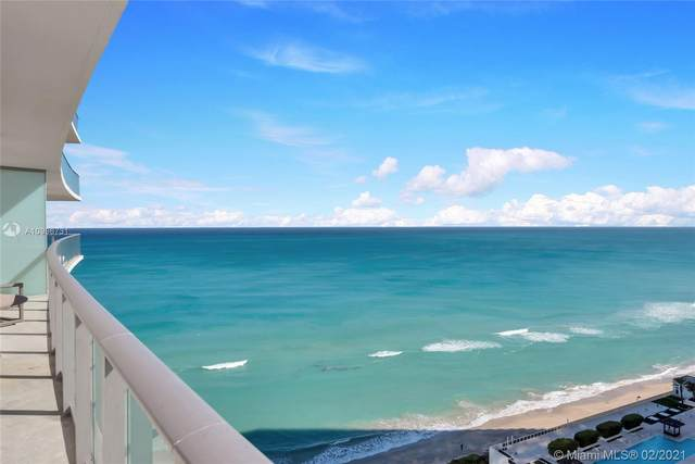 4111 S Ocean Dr #2003, Hollywood, FL 33019 (MLS #A10996731) :: Search Broward Real Estate Team