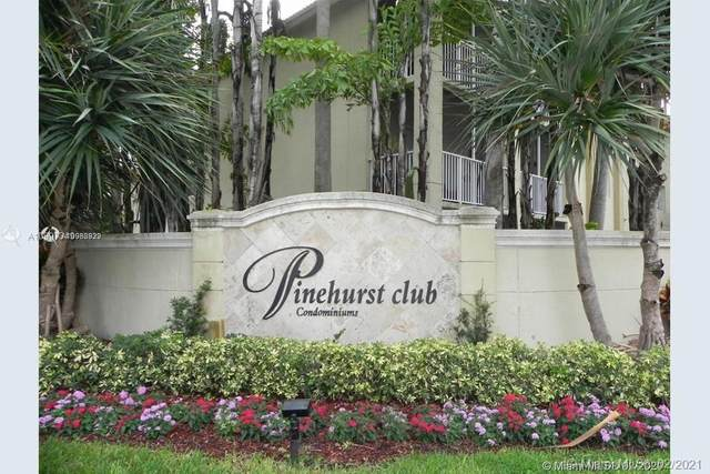 430 S Park Rd 3-207, Hollywood, FL 33021 (MLS #A10997349) :: Prestige Realty Group