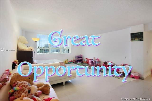 1500 Bay Rd 478S, Miami Beach, FL 33139 (MLS #A10997586) :: The Riley Smith Group