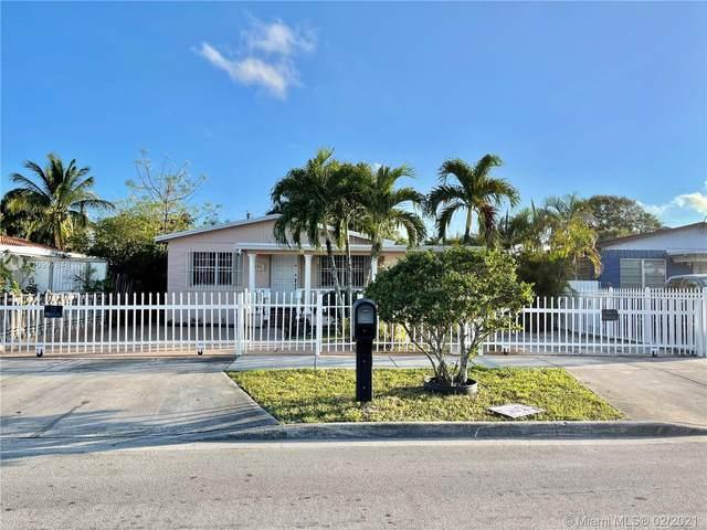 474 E 20th St, Hialeah, FL 33013 (#A10997848) :: Posh Properties