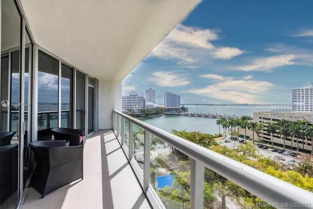 495 Brickell Ave #1009, Miami, FL 33131 (MLS #A10997950) :: The Riley Smith Group