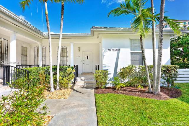 227 Menores Ave, Coral Gables, FL 33134 (MLS #A10998554) :: Castelli Real Estate Services