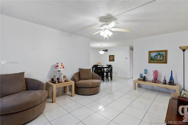 165 NE 203rd Ter C20, Miami Gardens, FL 33179 (MLS #A10998751) :: The Howland Group
