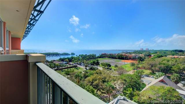 2951 S Bayshore Dr #1108, Miami, FL 33133 (MLS #A10998872) :: Search Broward Real Estate Team