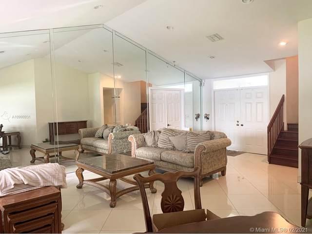 8942 SW 57th St, Cooper City, FL 33328 (MLS #A10998931) :: Castelli Real Estate Services