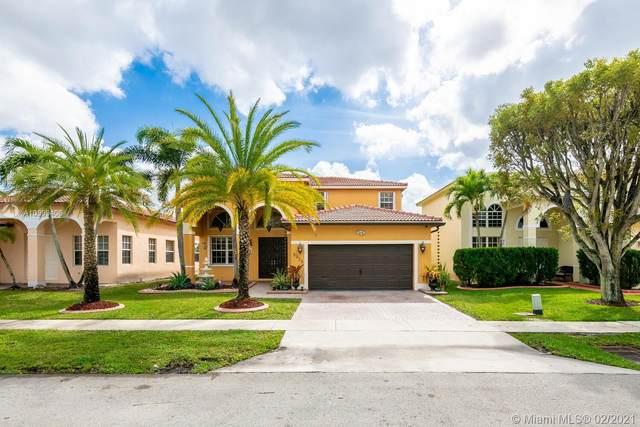5325 SW 133rd Ave, Miramar, FL 33027 (MLS #A10999406) :: Green Realty Properties