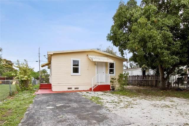 3031 NW 95th St, Miami, FL 33147 (MLS #A10999514) :: Re/Max PowerPro Realty