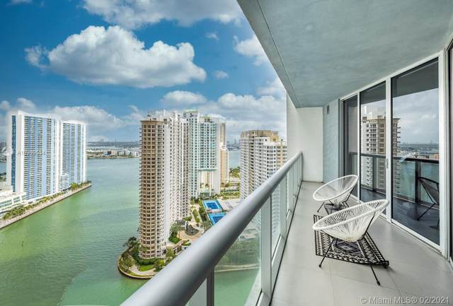 495 Brickell Ave #3108, Miami, FL 33131 (MLS #A10999534) :: The Riley Smith Group