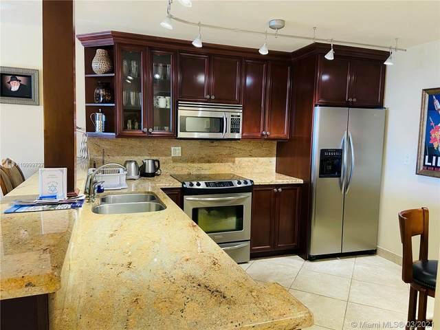 3140 S Ocean Dr #510, Hallandale Beach, FL 33009 (MLS #A10999727) :: GK Realty Group LLC