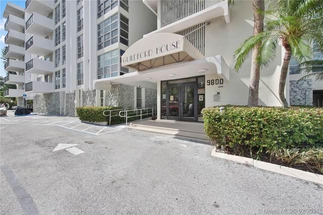 9800 W Bay Harbor Dr #304, Bay Harbor Islands, FL 33154 (MLS #A10999747) :: Green Realty Properties