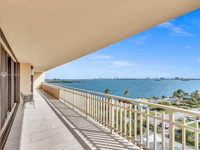 11113 Biscayne Blvd #951, Miami, FL 33181 (MLS #A10999869) :: Podium Realty Group Inc
