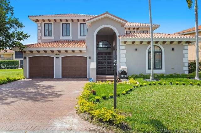 7408 SW 189th St, Cutler Bay, FL 33157 (MLS #A10999921) :: Onepath Realty - The Luis Andrew Group