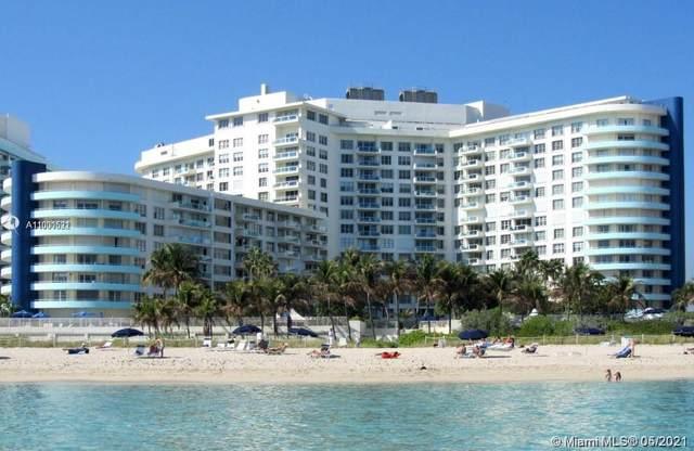5151 Collins Av #324, Miami Beach, FL 33140 (MLS #A11000531) :: Castelli Real Estate Services