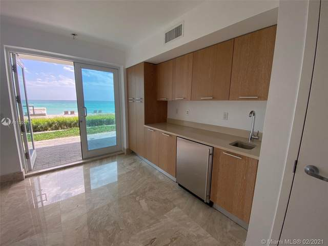 2711 S Ocean Dr Cab# 8, Hollywood, FL 33019 (MLS #A11000711) :: Green Realty Properties
