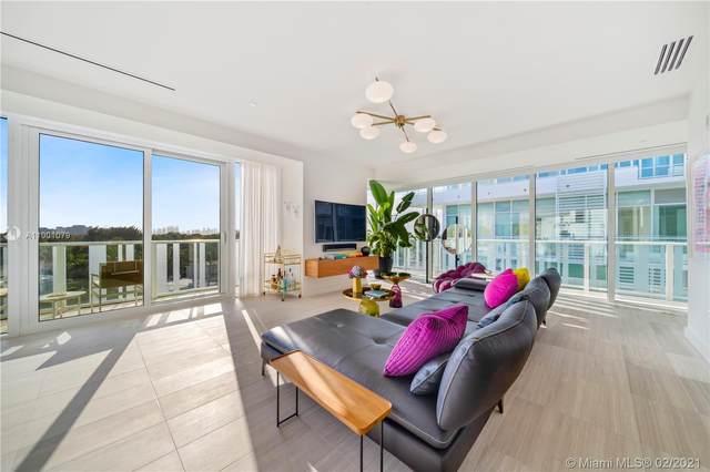 4701 N Meridian Ave #408, Miami Beach, FL 33140 (MLS #A11001079) :: Prestige Realty Group