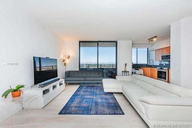 1330 West Ave #2511, Miami Beach, FL 33139 (MLS #A11001158) :: Castelli Real Estate Services