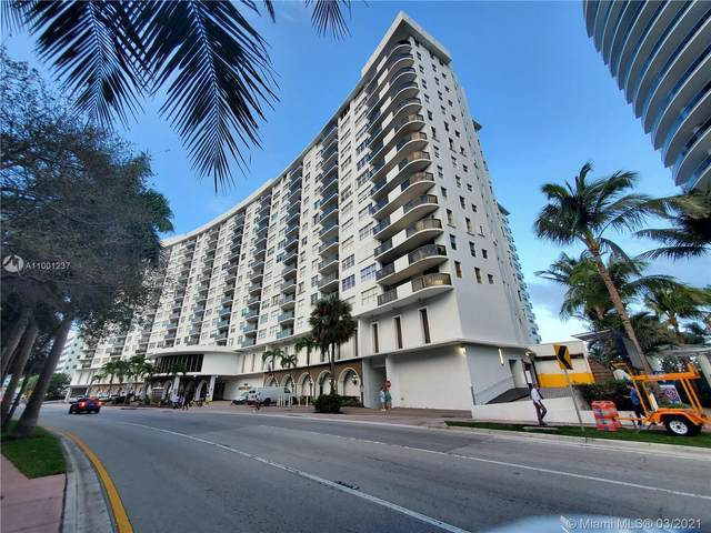 6039 Collins Ave #1005, Miami Beach, FL 33140 (MLS #A11001237) :: Re/Max PowerPro Realty