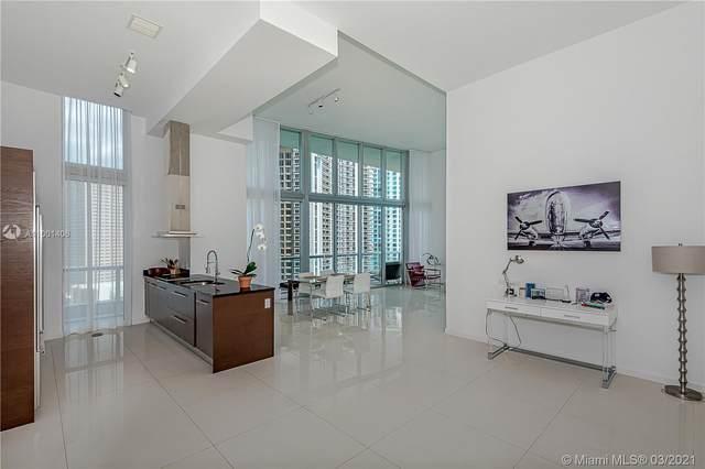 495 Brickell Ave #2202, Miami, FL 33131 (MLS #A11001406) :: Compass FL LLC