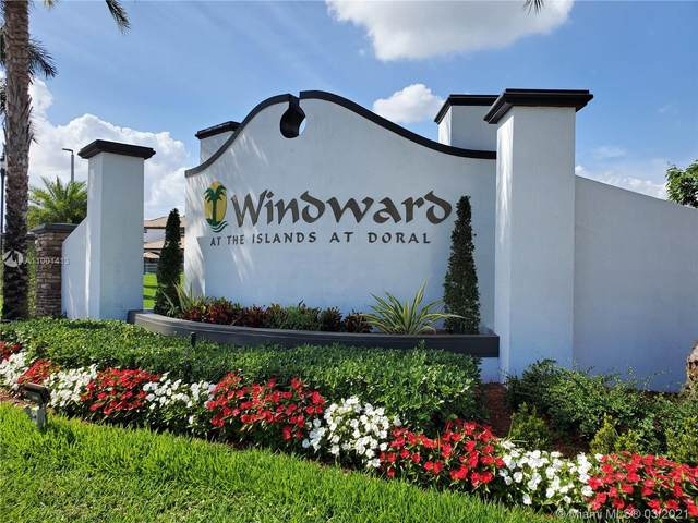 7640 NW 116th Pl #7640, Doral, FL 33178 (MLS #A11001413) :: The Howland Group
