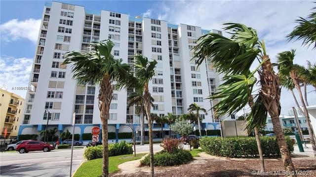 6450 Collins Ave #903, Miami Beach, FL 33141 (#A11001554) :: Dalton Wade