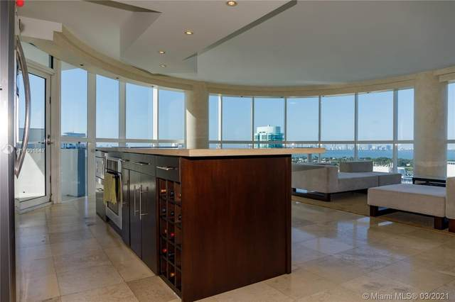 6301 Collins Ave #2405, Miami Beach, FL 33141 (MLS #A11001647) :: Podium Realty Group Inc