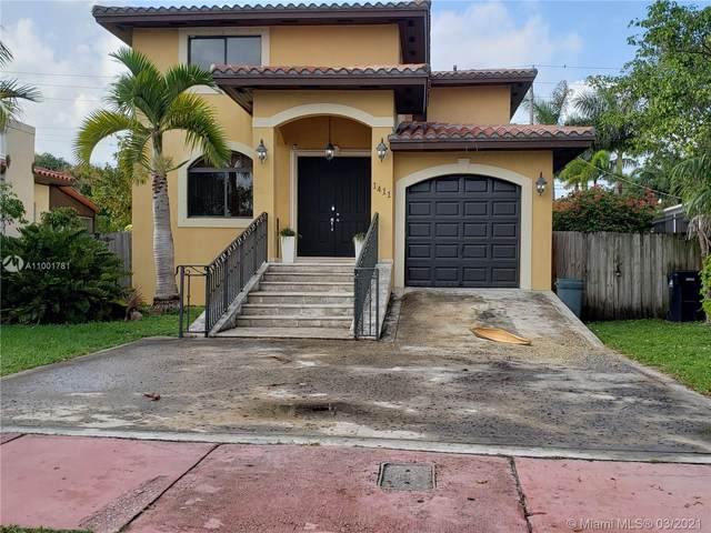 1411 Normandy Dr, Miami Beach, FL 33141 (MLS #A11001781) :: Re/Max PowerPro Realty
