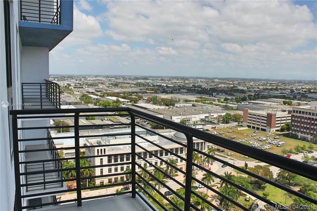 5350 NW 84th Ave #1807, Doral, FL 33166 (MLS #A11001863) :: The Howland Group