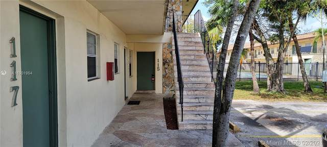 4800 NW 24th Ct D117, Lauderdale Lakes, FL 33313 (MLS #A11001954) :: The Teri Arbogast Team at Keller Williams Partners SW