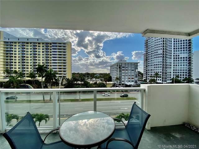 5601 Collins Ave #520, Miami Beach, FL 33140 (MLS #A11002102) :: Castelli Real Estate Services