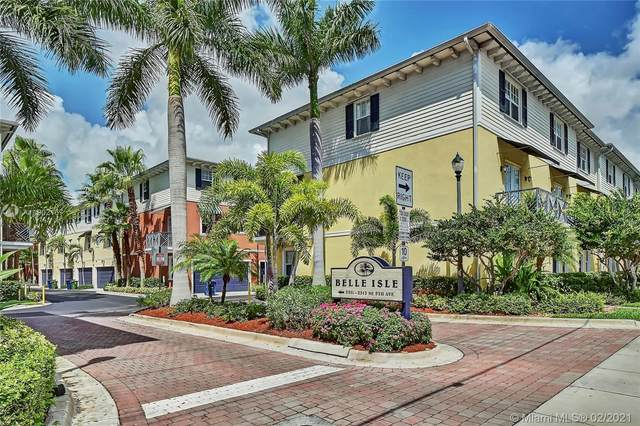 2221 NE 9th Ave #2221, Wilton Manors, FL 33305 (MLS #A11002167) :: The Riley Smith Group