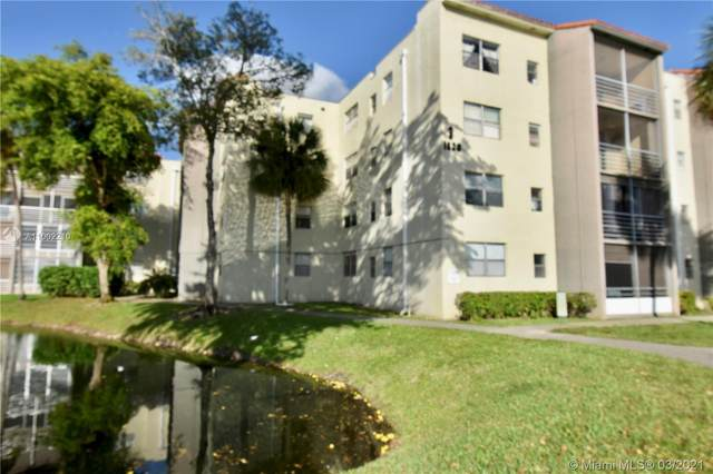 1820 SW 81 AVE #3400, North Lauderdale, FL 33068 (MLS #A11002210) :: The Riley Smith Group